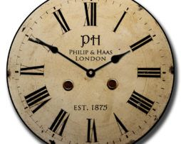 Buy Large Vintage And Antique Wall Clocks - TBCS