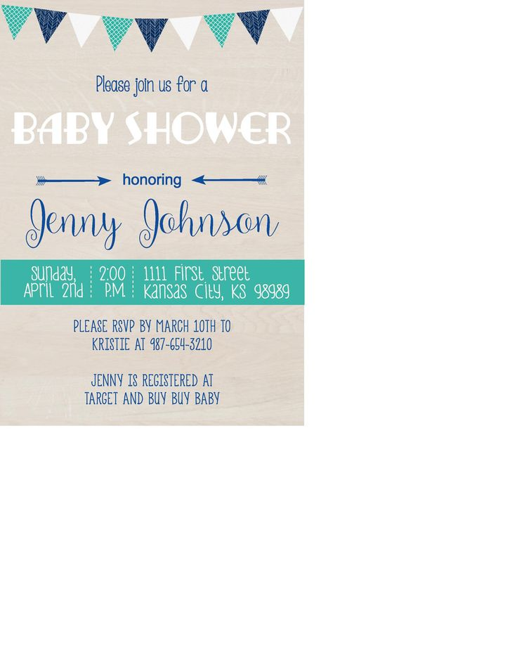 Navy Blue and Teal Baby Shower Invitation, Printable, Banner by KansasSunshineDesign on Etsy https://www.etsy.com/listing/505321159/navy-blue-and-teal-baby-shower