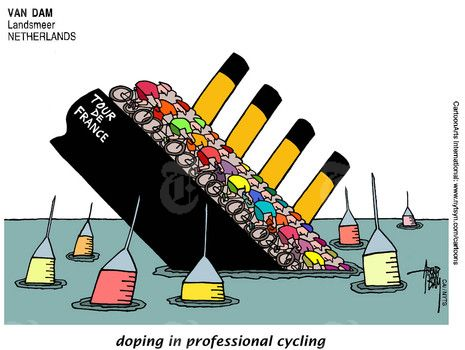 doping in sports the use of performance 2015 roundup of research on the use of performance-enhancing drugs in athletics and  doping in sports: a critical review of use  journalist's resource is.