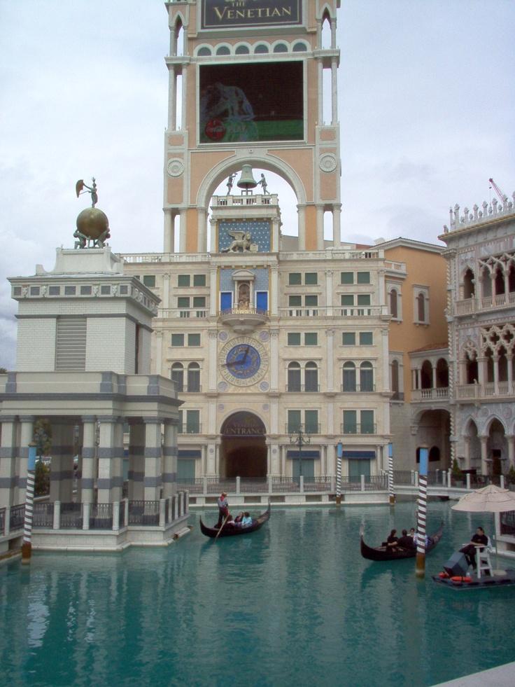 Venetian Hotel, Las Vegas -our honeymoon spot, loved it!