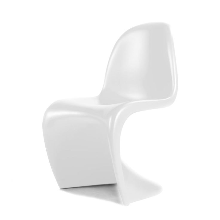 Silla Phanton en blanco en www.homevictim.com/shop
