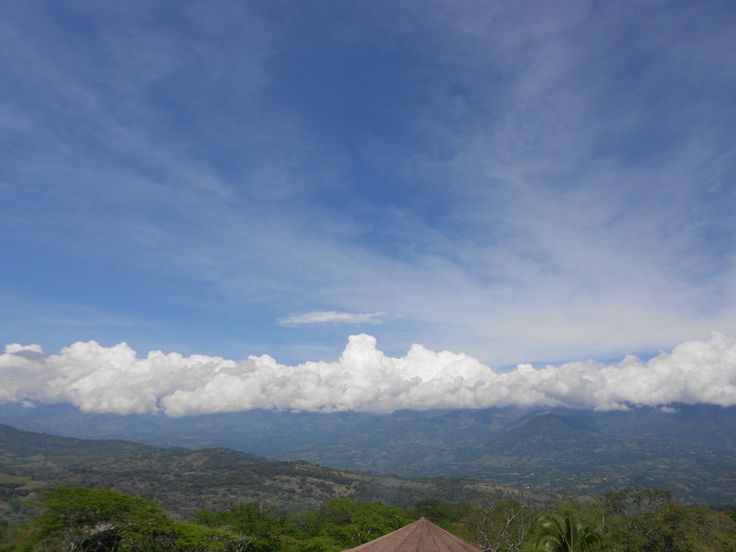 #cielo #sky #paisaje #landscape #montaña #mountain #nubes #clouds #naturaleza #nature