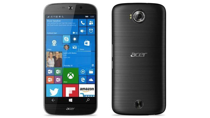 Acer Liquid Jade Primo наОС Windows Mobile начал продаваться вРоссии