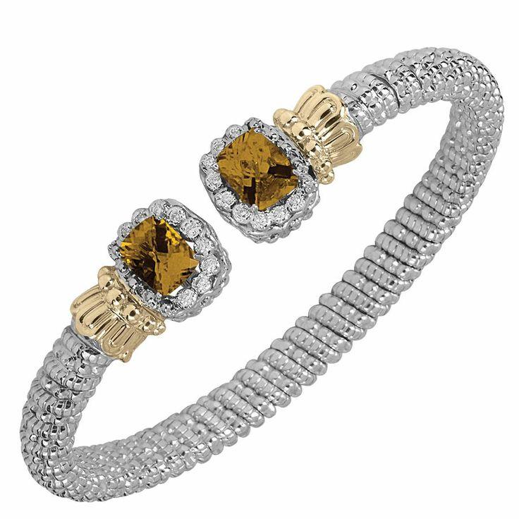 This is another enchanting colored gem stone bracelet - Parris Jewelers, Hattiesburg, MS #gemstones
