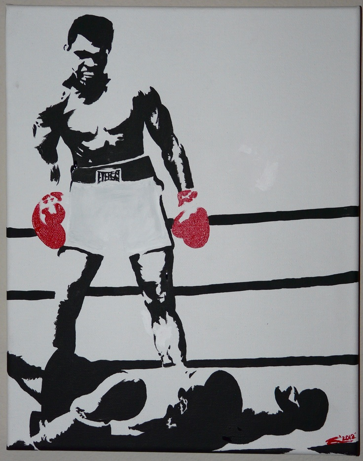8 best images about paintings on pinterest sports fights