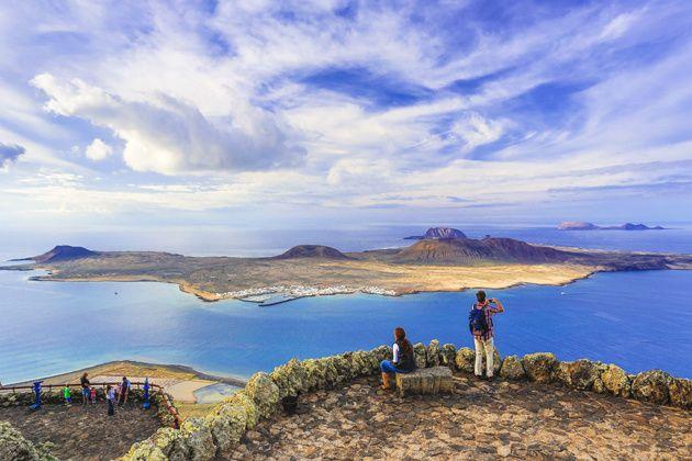 Mirador del Río. Lanzarote