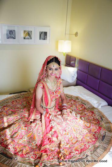 Komal Raghani Bridal Wear Designer Info & Review | Bridal / Trousseau Designers in Mumbai | Wedmegood