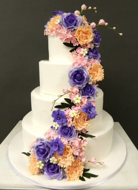 carlos bakery wedding cakes 2 beautiful wedding cake courtesy of carlos bakery cool 12403