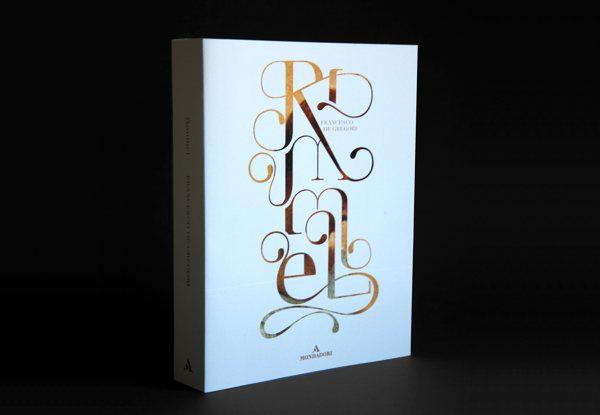 Rimmel | Book Cover Designed by Matteo Giuseppe Pani