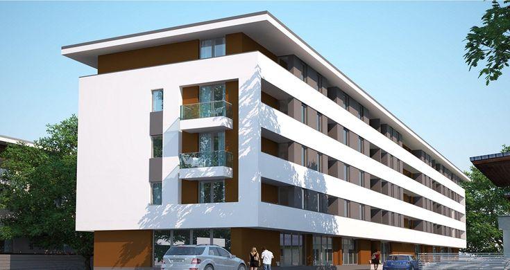 Ansamblu residential Nova Residence 7 - garsoniere si apartamente de 2 camere.