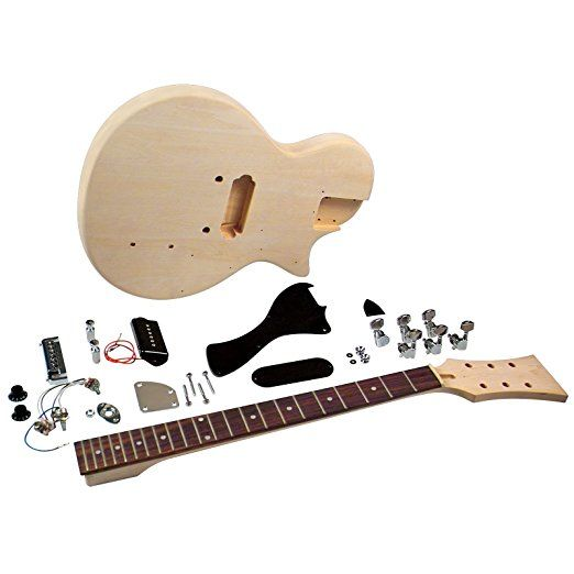 Saga LJ-10 Student Electric Guitar Kit - Single Cutaway    Electric Guitar Kits  Hollow Body Electric Guitar  Kids Electric Guitar  Kids Acoustic Guitar  Jackson Guitars  Electric Guitar For Kids  Martin Guitars For Sale  Guitar Neck  Jackson Electric Guitar  Pink Guitar  Yamaha Electric Guitar  Custom Guitars  Blue Electric Guitar  Guitar Body  Ibanez Bass Guitar  Gibson Electric Guitar  Custom Electric Guitars