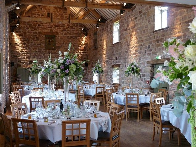 Best UK Barn And Boho Wedding Venues