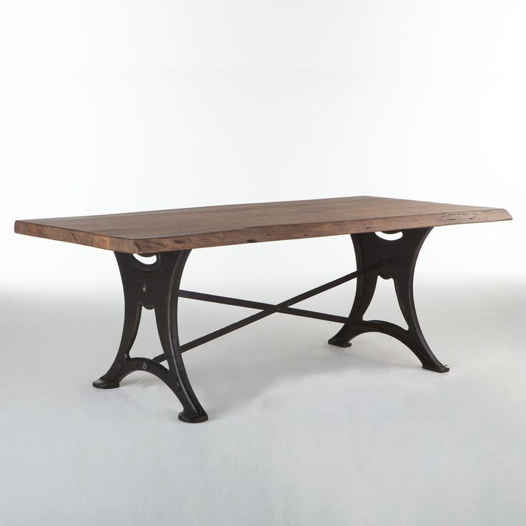 Best 25 iron table legs ideas on pinterest iron table for Cast iron table legs for sale