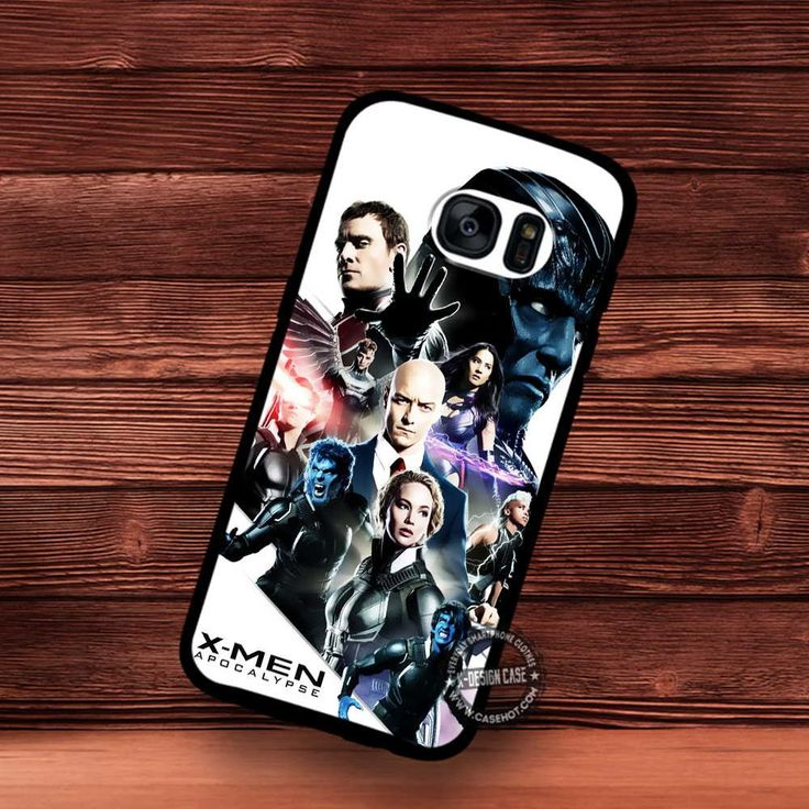 X-Men Apocalypse Movie Character - Samsung Galaxy S7 S6 S5 Note 7 Cases & Covers