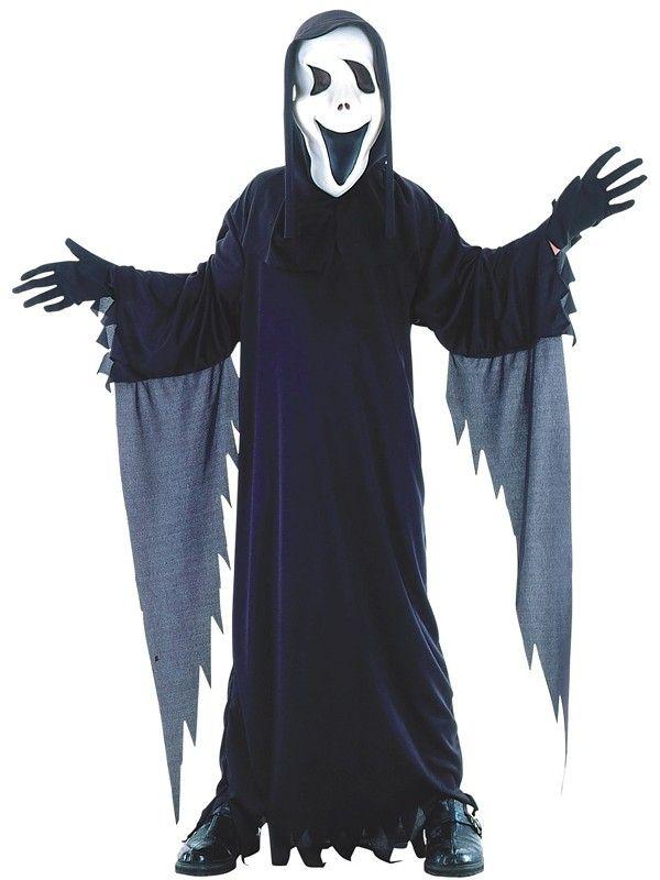 Skrik kostyme for barn - Halloween kostyme for barn