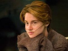 I got: Hazel Grace! Which Famous Book Character Are You? Come on,really! I wanted ,like, Hermione!