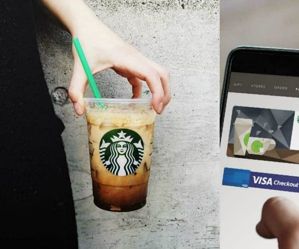 Receive a FREE $10 credit when you load $10 or more in the Starbucks app using Visa Checkout. That's more than enough for a #pumpkinspicelatte #Autumnready #fall