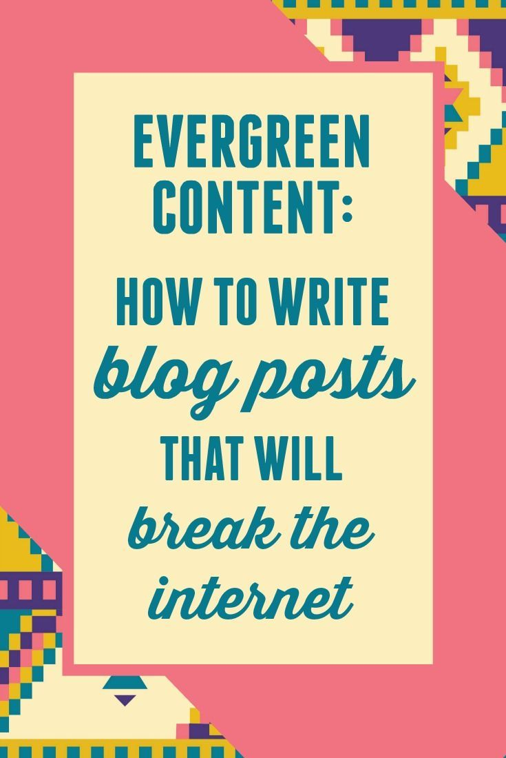 Before you ever start a blog or begin to create an editorial calendar, you need to write evergreen content. Evergreen content is essential to growing your traffic and making money online because it is content that is always hyper-relevant to your target audience and solves a problem for them or teaches them a new way to do something. Discover how evergreen content affects SEO and how to write blog posts that explode your traffic in this article.