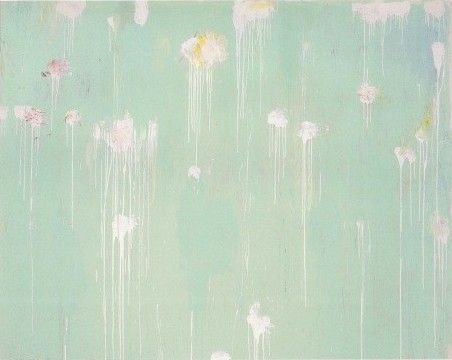 Cy Twombly-- so peaceful and calming to look at.