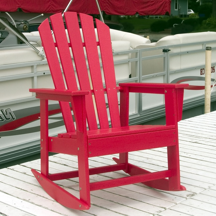 11 best POLYWOOD Rocking Chairs images on Pinterest