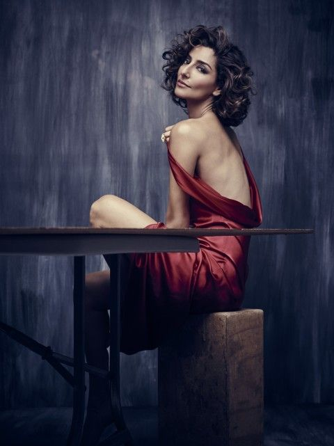 Stepping Into the Light with Necar Zadegan