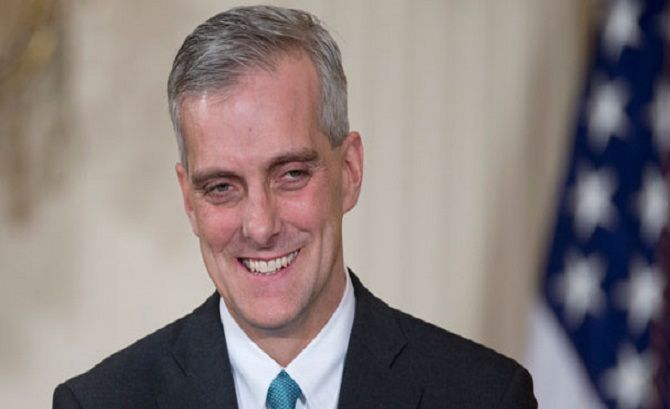 ISIS Female Hostage 'Accidentally'Named By White House Chief Of Staff Denis McDonough