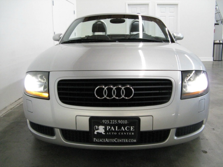 2001 Audi TT 180 Roadster | Palace Auto Center #Audi #Roadster #cars #forsale #manual #5speed #convertible