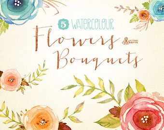 Este conjunto de mano de alta calidad 11 pintado acuarela floral coronas, Bouquets, fronteras. Gráfica perfecta para invitaciones de boda, tarjetas de felicitación, fotos, carteles, frases y más.  -----------------------------------------------------------------  DESCARGA INMEDIATA Una vez que se despeja el pago, puede descargar los archivos directamente desde tu cuenta de Etsy.  -----------------------------------------------------------------  Este listado incluye:  Imágenes de x 11…