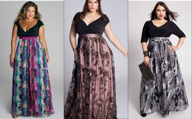 Летние юбки для полных женщин 2016 (68 фото): больших размеров, длинные, стильные фасоны, макси