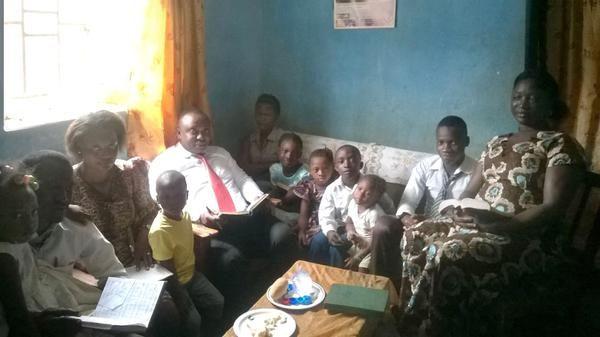 Sierra Leone Church2014