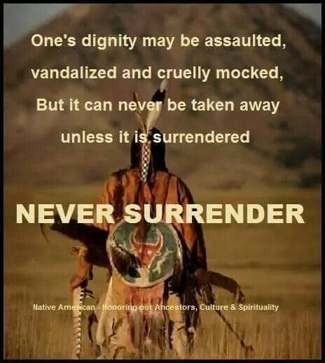 Never surrender. ...( Life & Style has developed from an ambition to design and communicate beautiful, inspirational, typographic art from the words and quotes that bring happiness and motivate us everyday.)