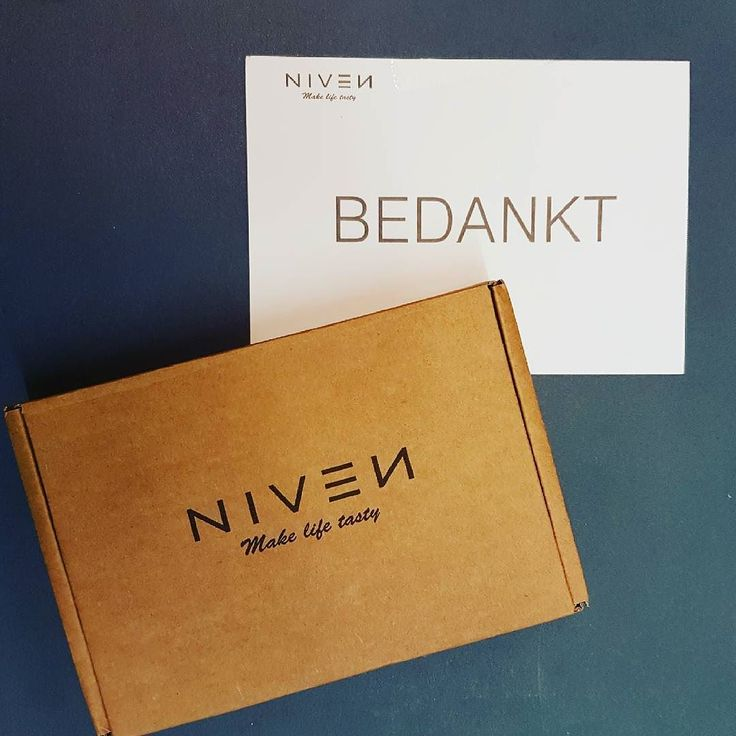 Thanks @nivenkunz Soon in store! #niven #chef #conscious