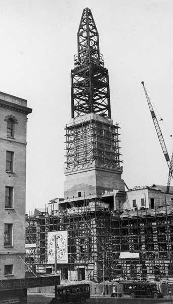 1928 Brisbane City Hall and Clock Tower
