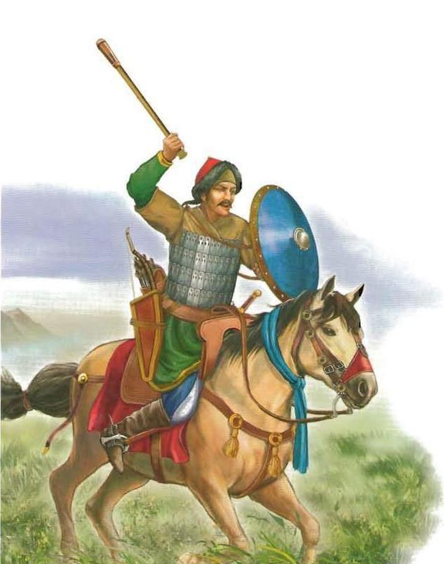 Cavalier Turkish Seljuk during the Crusades