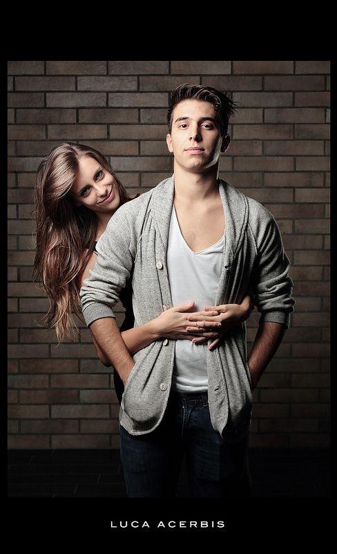 Photographer Luca Acerbis. Models Angela Alberti e Lorenzo Gabana. From Brescia.