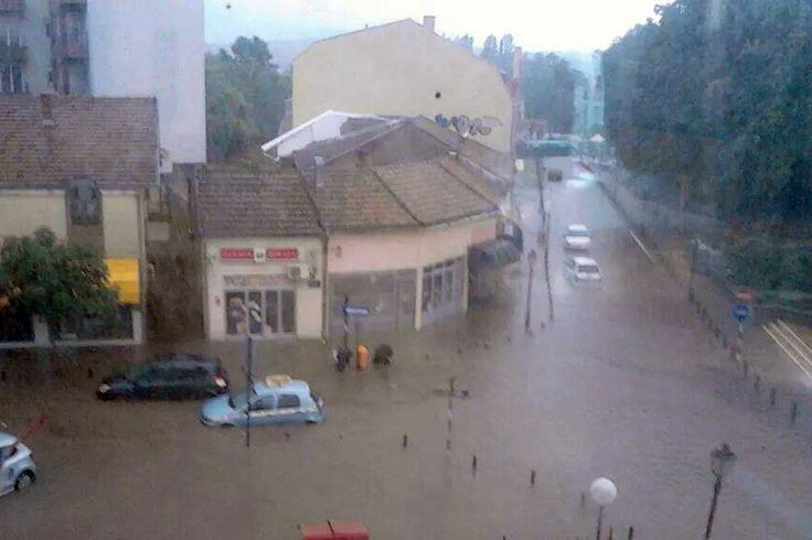Kragujevac, Serbia, today 05.27,2014