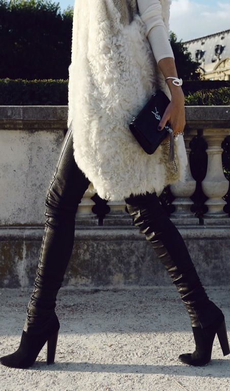 Street fashion and style
