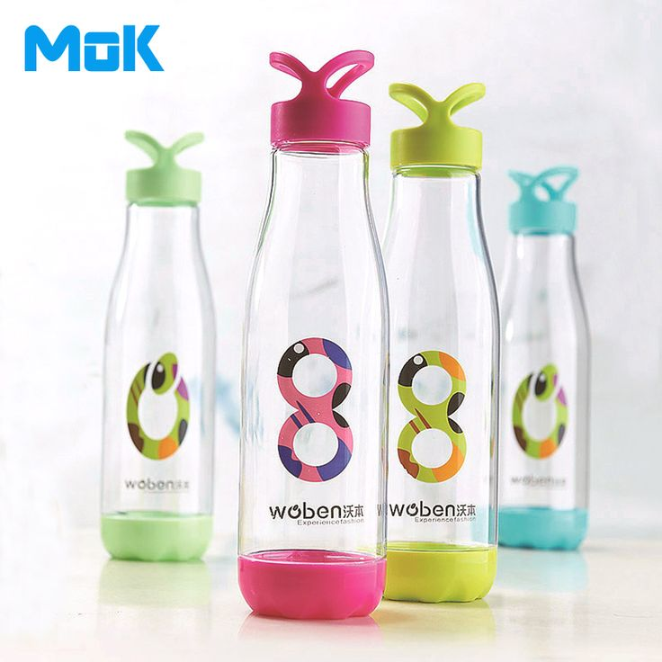 2015 Hot Sale 100% Quality Guaranteed Leak Proof Plastic Water Bottle Simple Children Space Cup Sports Water Bottle 500ml >>> Click image to review more details.