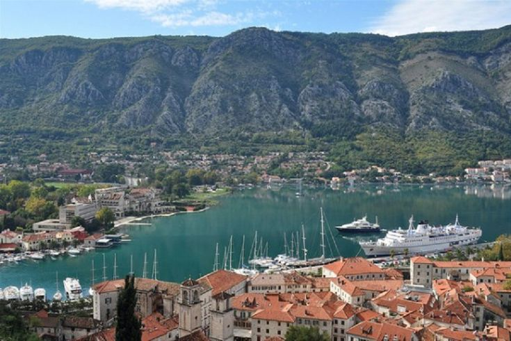 Kotori-öböl, Montenegró