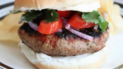 Garlic and Ranch Turkey Burgers -   We LOVED this recipe! We had to use ground beef (mince) as we don't have ground turkey here that I know of!: Chef John, Burgers Allrecipes Com, Kaburg Allrecipes Com, Allrecipes Com Delicious, Turkey Shish, Burgers Allrecipescom, Turkey Burgers Recipes, Healthy Recipes, Favorite Recipes
