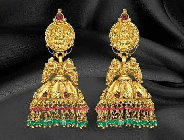 Exclusive Naksa Jumkas collection   Buy Online Jewellery   Elegant Fashion Wear