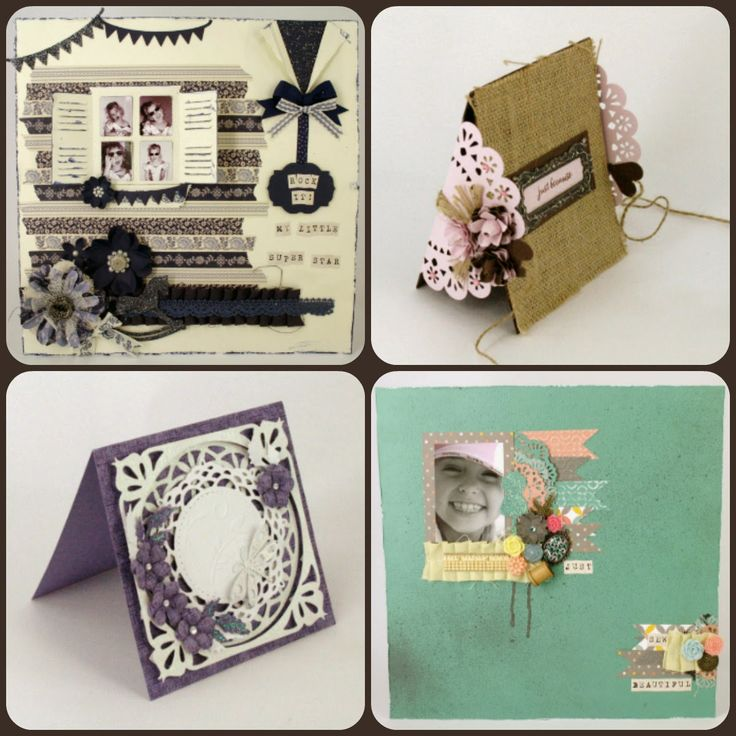Couture Creations: Tracey Cooley & Kerrie Gurney's Classes at Photo Continental Relaunch   #couturecreationaus #classes #photocontinental #scrapbooking #cardmaking #embossingfolders #decorativedies #doilydies #docraftscreativity