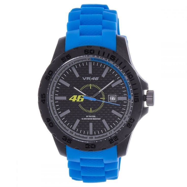 VR46 Watch blu Valentino Rossi