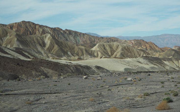 Death Valley | Meriharakka.net