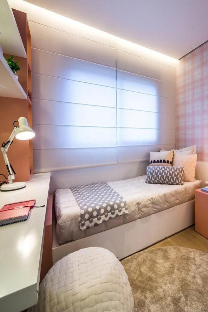 Decorating Small Bedrooms For a Teenager #smallroom Need some teen