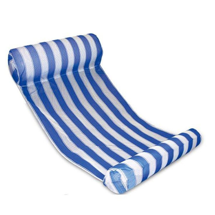 Flyshine Premium Swimming Pool Beach Floating Water Hammock Travel Water Lounge Chair Headrest >>> Remarkable product available now. : Air Lounges