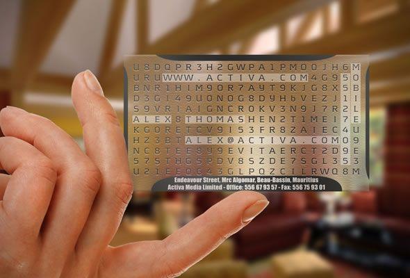 Cuando hablamos de tarjetas personales siempre giramos en torno a la originalidad y la diferenciación frente a otros competidores que pueden ofrecer servicios similares al que ofrecemos nosotros. En otra ocasión habíamos visto 70 tarjetas personales creativas, hoy vamos a ver un recurso que le puede aportar un diferencial clave a nuestras tarjetas siempre y …