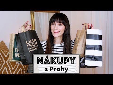 Nákupy z LUSH, SEPHORA, Havlíkova apotéka | TinaNaté - YouTube