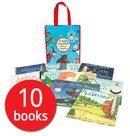 Julia Donaldson Picture Book Collection - 10 Books - Collection - 9781509801251 - Julia Donaldson