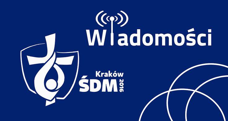 Wiadomości ŚDM (22.05.2015) by World Youth Day 2016